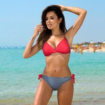 Bikini Bademode Strand Badeanzug 1