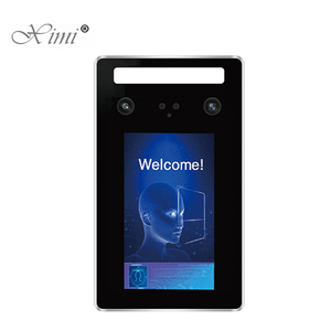 Image 2 - Waterproof TCP/IP USB Face And RFID Card Access Control System Facial Door Access Control And Time Attendance With Software