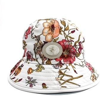 Unisex Bucket Hat 100% Cotton Packable Fisherman Hat Packable Casual Travel Beach Sun Hats for Men Women hat for women 100