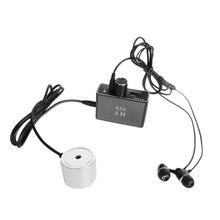 لتقوم بها بنفسك HY929 عالية القوة جدار ميكروفون صوت الاستماع الكاشف لمهندس تسرب المياه تسرب النفط تسرب السمع