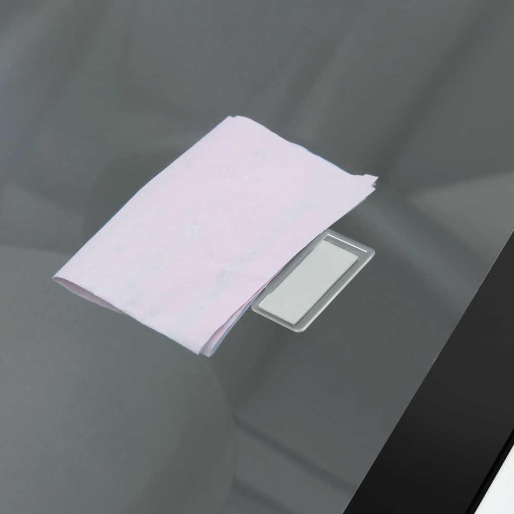 Car Parking Ticket Holder Clip Sticker for Jeep Grand Cherokee Compass Commander Wrangler SAHALA Patriot Renegade Liberty