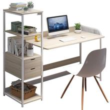 Laptop Table Study-Desk Bedroom Household for Without-Stool All-In-One