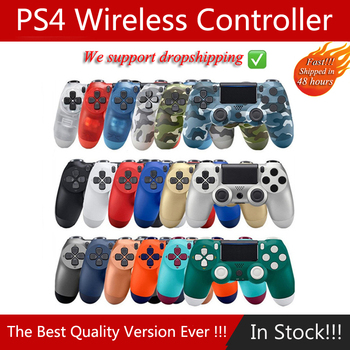 Bluetooth Wireless Gamepad Controller For PS4 Play station 4 Console Control Joystick Controller For PS4 Dualshock 4