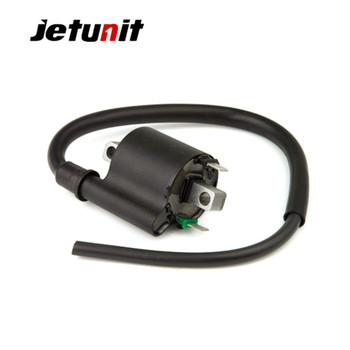 JETUNIT Motorcycle Ignition Coil For Honda CG 150 Titan CG 150 Fan Motorcycle Electrical Parts Motorcycle Accessories image