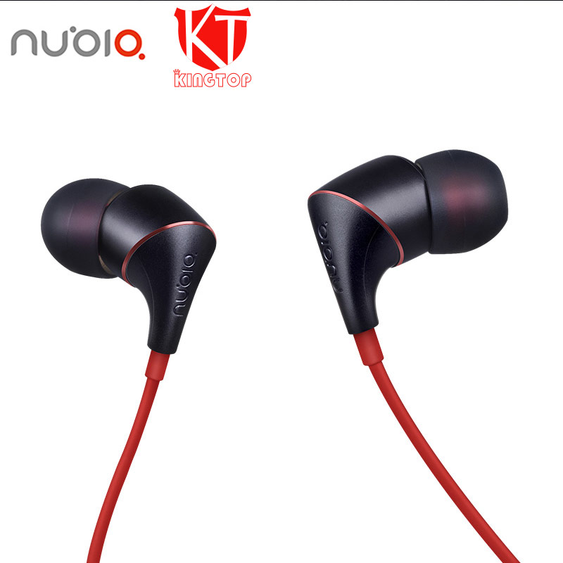 Nubia Original Earphones In-ear Line Control With Wheat Mobile Phone Headset 3.5mm Interface Universal HP1002