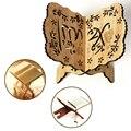 Коран держатель для священной книги украшения на Рамадан для стола мусульманская мечеть мусульманская книжная полка фестиваль ИД Мубарак ...