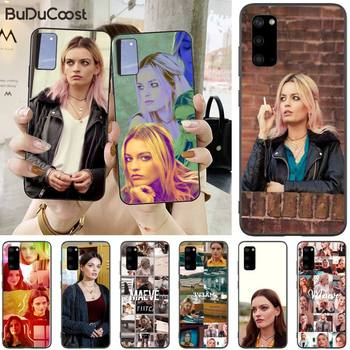 Emma Mackey Maeve Wiley Phone Case For Samsung Galaxy S10 Plus lite S10e S20 S8 S9 plus image