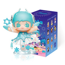 Action-Figure-Toys Blind-Box Robotime Character-Model Yoola No for Children Snow-World