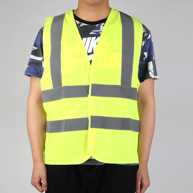 Manufacturers Direct Selling Reflective Vest Reflective Clothing Safety Reflective Vest Customizable