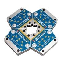 FM2-XS Magnetische Schweißen Halter Multi-winkel Solder Pfeil Magnet Weld Fixer Stellungs Ferrit Halten Hilfs Locator Werkzeuge