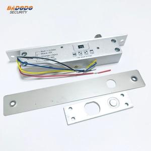 Image 3 - Dc12v 5 라인 저온 전기 볼트 잠금 실패 안전 또는 실패 시간 지연
