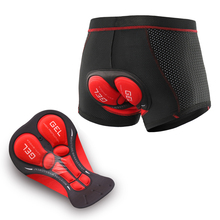 Bike Underwear Mtb-Shorts Riding-Clothing Women Cycling Bicycle Pro Cushion 3d-Gel-Pad