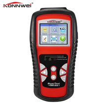 KONNWEI OBD 2 Diagnostics Auto Tool Scanner ODB OBD2 Full Function Car Scanner Universal OBD Engine Code Reader Battery Tester kw850 universal obd scanner auto diagnostic scanner full function car diagnosic car scanner engine code reader multi languages