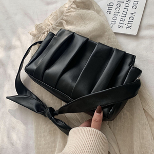 Image 2 - 2020 Fold Cloud Totes torby dla kobiet torba pod pachami PU skórzane torebki damskie wieczorne sprzęgło torebki Lady pierogi torebki nowe