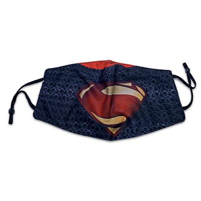 2pec Mascarilla kpop Washable Fabric Cloth Face Masks With Design Fashion Protection Mouth Masks Adult Summer Hero Cubre Boca 4