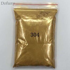 Image 5 - 50g عالية الجودة الميكا مسحوق ذهبي الصباغ لديي الديكور الطلاء مستحضرات التجميل المعدنية الذهب الغبار الصابون صبغ