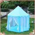 Детская игровая палатка с шестигранной головкой  для девочек и мальчиков