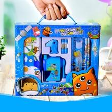 1 Набор детских канцелярских принадлежностей, набор школьных принадлежностей, праздничные подарки для детей, установлено 12 шт.