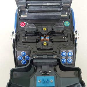 Image 3 - Free Shipping Optical Fiber Welder FTTH Fusion Splicer Splicing Machine