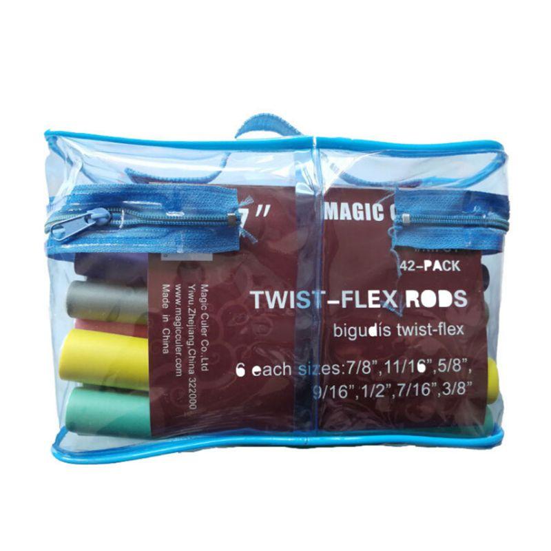 rods magia modelador haste torção-flex 7 tamanho