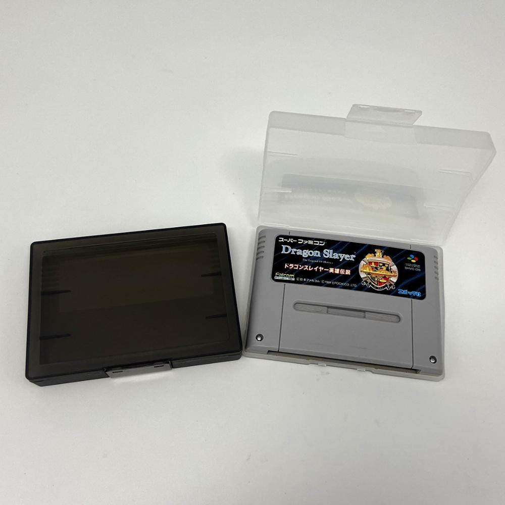 Storage Box Protection Box Collection Box For For Super Famicom SFC Game