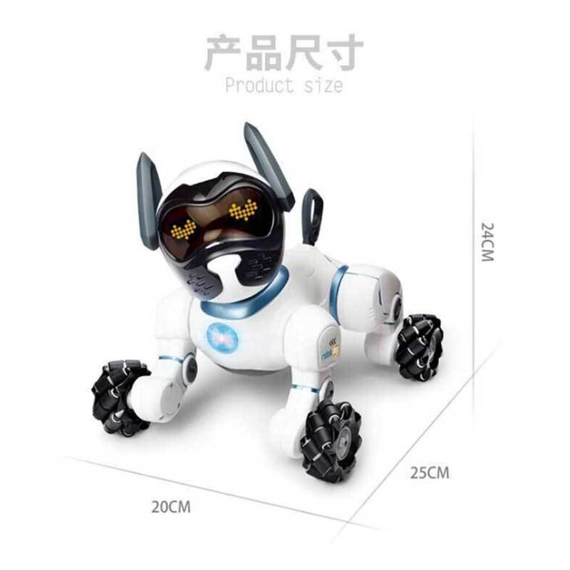Умные роботы с голосовым управлением, детские развивающие игрушки, радиоуправляемый робот, собака, поющий танцующий робот, игрушки для дете... - 6