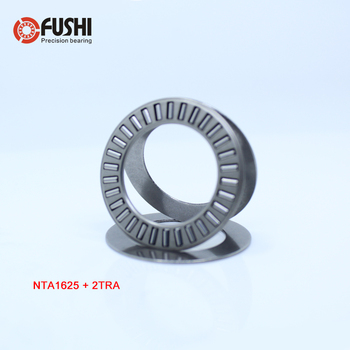 NTA1625 + 2TRA Inch Thrust Needle Roller Bearing With Two TRA1625 Washers 25.4*39.675*1.984 mm ( 5 Pcs) TC1625 NTA 1625