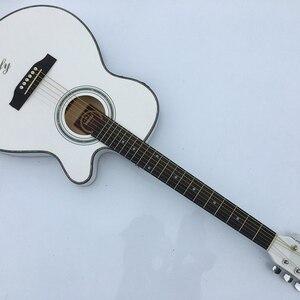 thin body acoustic-electric gu