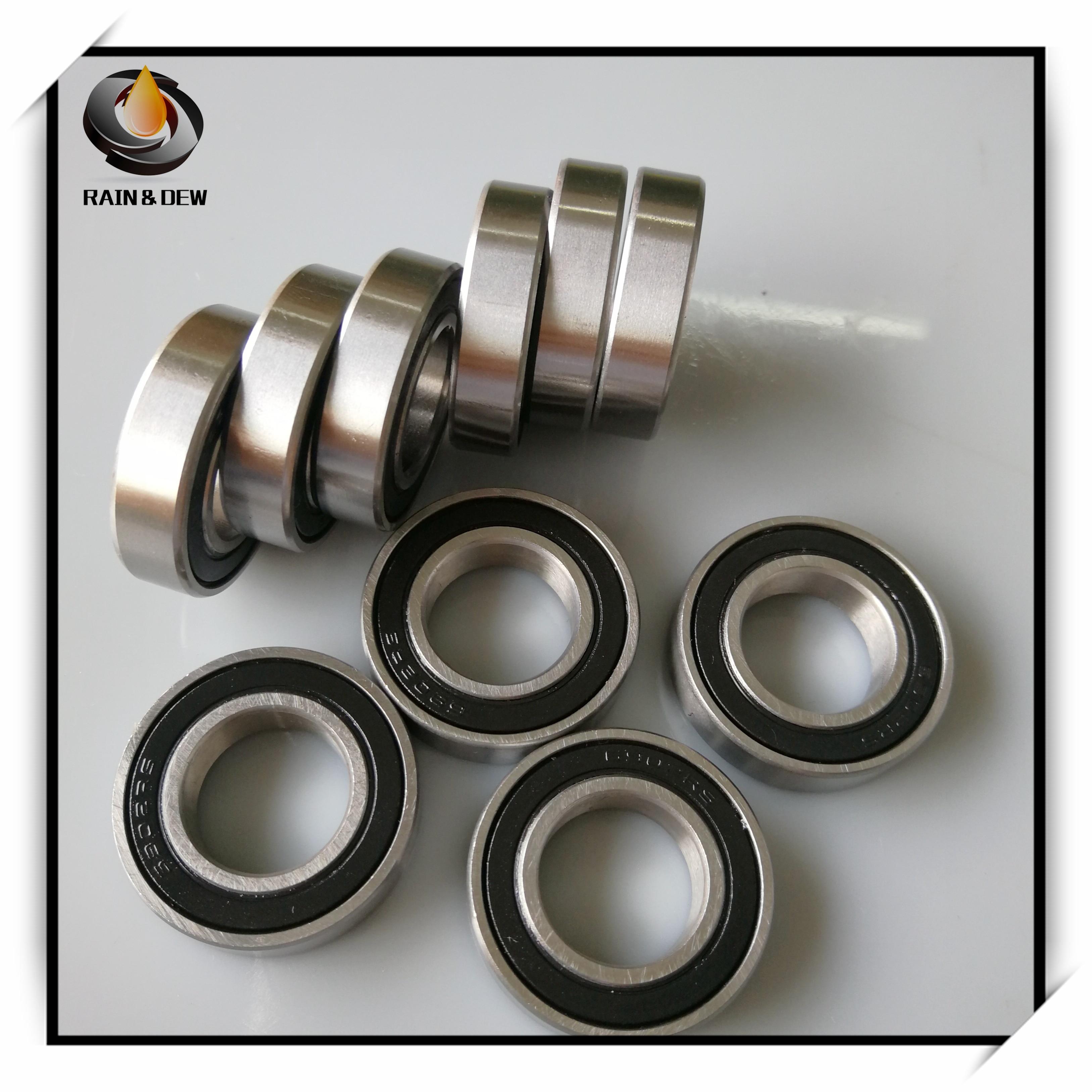 1Pcs 6902 Hybrid Ceramic Bearing 15x28x7 Mm ABEC-7 Bicycle Bottom Brackets & Spares 6902RS Si3N4 Ball Bearings