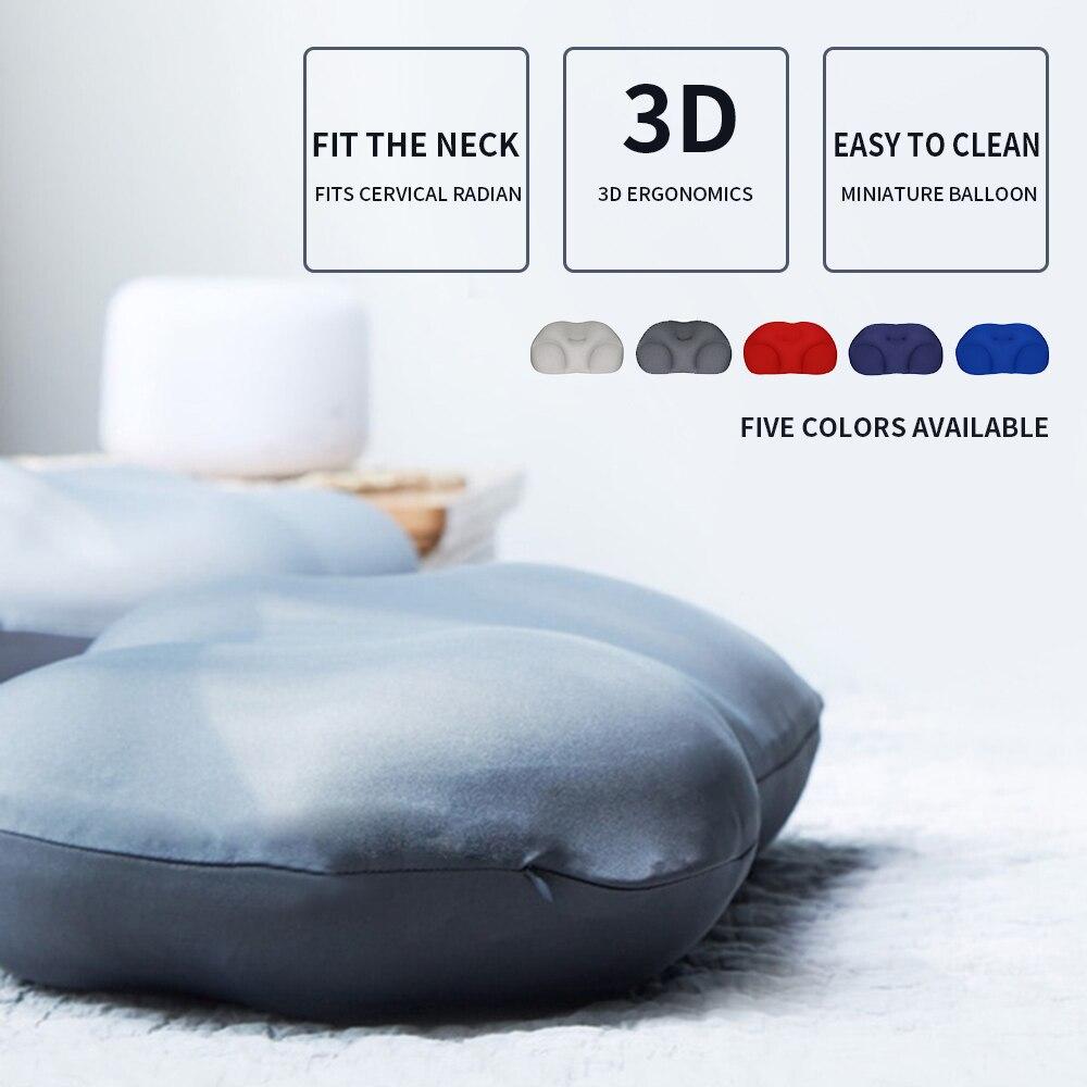 Креативная эргономичная 3d подушка для шеи моющаяся в виде планшетов Массажные