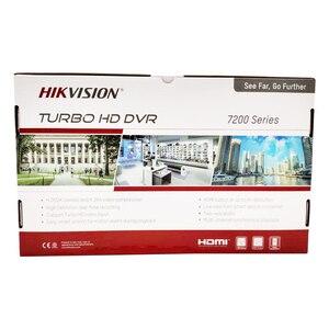 Image 5 - Hikvision 16CH מקסימום תמיכה 6MP טורבו HD DVR וידאו Recoder 5 ב 1 עבור HDTVI/AHD/CVI/ CVBS/IP וידאו קלט H.265 פרו + DS 7216HQHI K1