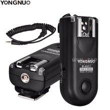 YONGNUO RF 603 II C3 Radio Senza Fili di Remote Flash Trigger per Canon 50D 40D 7D/7D Mark II/6D /6D Mark II/5D Mark IV/III/II 1DS