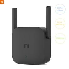 מקורי Xiaomi WiFi נתב מגבר פרו נתב 300M רשת Expander מהדר כוח Extender Roteador 2 אנטנה בית משרד