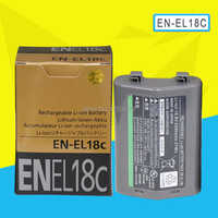 2500mAh EN-EL18c ENEL18c EN EL18c Batterie Pour Nikon D4 D4S D5 D500 D800 D810 Dslr Appareil Photo REFLEX Numérique