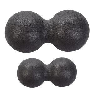 Mini Gym Dumbbell Self-massage Ball Shoulder Back Legs Rehabilitation Training Ball Duo Ball Exercise Tool