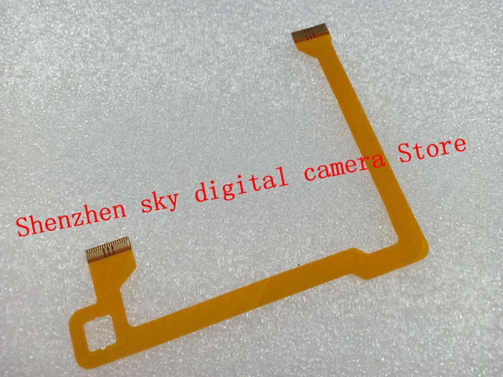 New LCD Hinge Rotate Shaft Flex Cable For Panasonic DMC-GH5 GH5 Camerra Repair Parts
