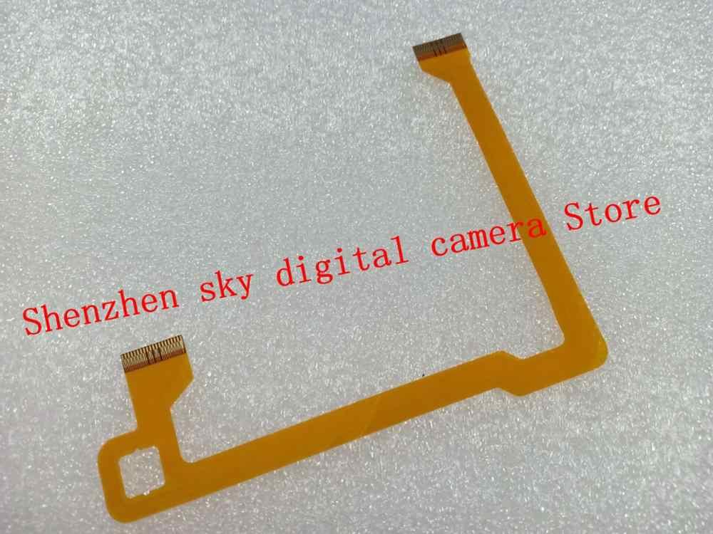 Nouvelle charnière LCD faire pivoter le câble flexible de l'arbre pour Panasonic DMC-GH5 GH5 Camerra pièces de rechange