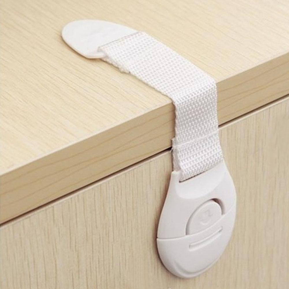 5pcs Baby Kids Drawer Door Safety Locks Cabinet Cupboard Security Protector