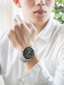 Casio Watch Quartz Edifice Men's Business EQS-500DB