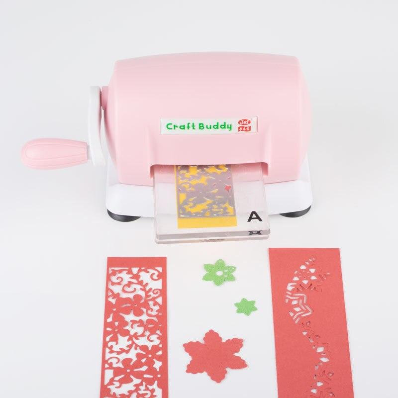 DIY umiera maszyna do wytłaczania nóż do scrapbookingu umiera maszyna robienie papierowych kart rzemiosło narzędzie Die-Cut zielony biały