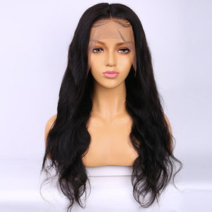 Image 2 - Alibele 13x4/4x4 Brazilian Body Wave Wig 150% Pre Plucked Lace Front Wig 4x4 Lace Closure Wig Body Wave Human Hair Wig For Women