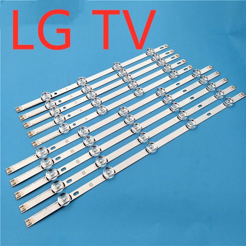 "LED Backlight Strip For LG 49"" TV 49LF640V 49LB628V 49LB552V 49LB558V 49LB580U-ZM 49LB580B-ZM 49LB572V-ZP 49LB572U-ZP"