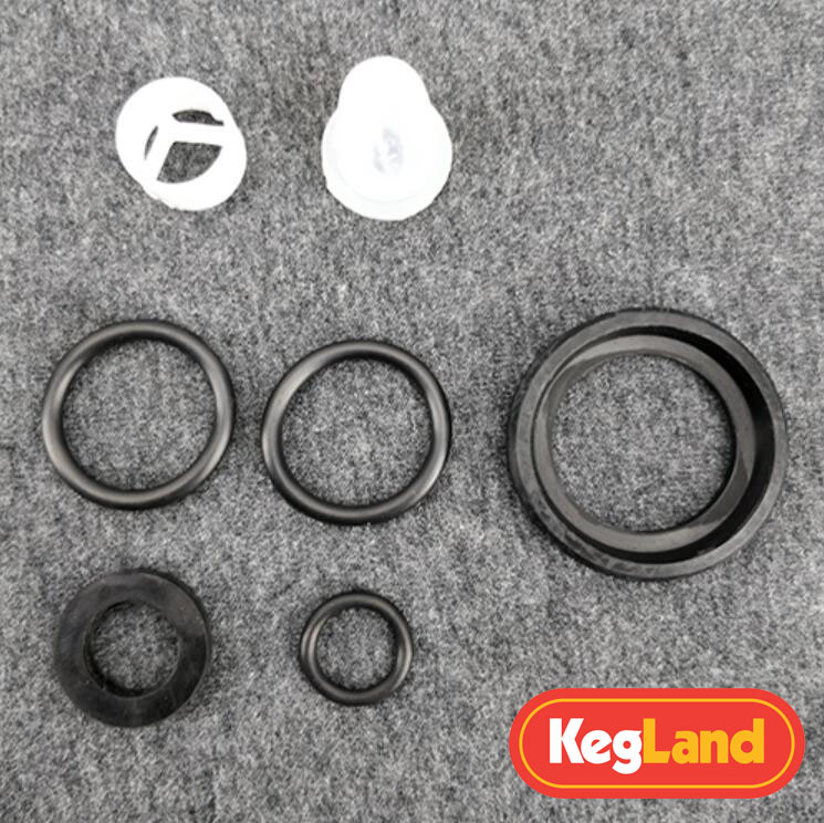 SEAL KIT FOR D-TYPE AND S-TYPE KEG COUPLER