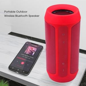 Image 4 - Портативная Bluetooth Колонка KEBIDU высокой мощности, Беспроводная Громкая Колонка s, звуковая панель для компьютера, музыкальный плеер, водонепроницаемая IPX7 колонка