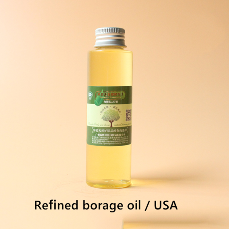 Borage Oil America, Whitening, Moisturizing, Suitable For All Skin, Regulate Body Function, Green And Healthy