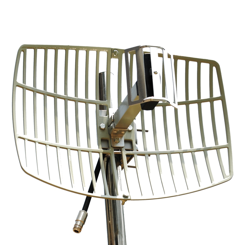 2.4G 15dBi Ultra Long Range WiFi Extender Directional Parabolic Grid Outdoor Wifi Antenna