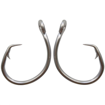 Best 40pcs Tuna Fishing Hook Round Circle Fishhooks cb5feb1b7314637725a2e7: 10 0|11 0|12 0|13 0|14 0|15 0|8 0|9 0