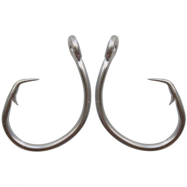 Best 40pcs Tuna Fishing Hook Round Circle Fishhooks cb5feb1b7314637725a2e7: 10 0|11 0|12 0|13 0|14 0|15 0|8 0|9 0