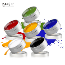 IMAGIC monochrome Flash Tattoo Face Body Paint Oil Painting Art Halloween Party Fancy Dress Beauty Makeup Face Paint Tools все цены