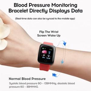 Image 5 - BINSSAW חדש חכם שעונים גברים קצב לב צג לחץ דם נשים כושר Tracker Smartwatch ספורט שעון יד IOS אנדרואיד